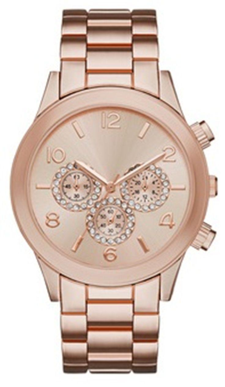 25 best ideas about ladies rose gold watch mk attention ladies rose gold watch women s