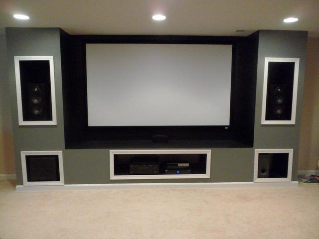 Can I Make My Own Sub For Home Theatre