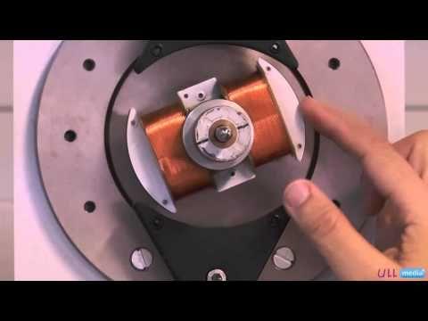 Construcción de un generador de corriente alterna y continua - YouTube