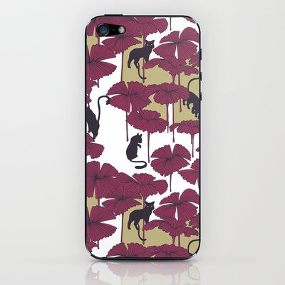 Ulha sologato iPhone & iPod Skin by rikki velez - $15.00