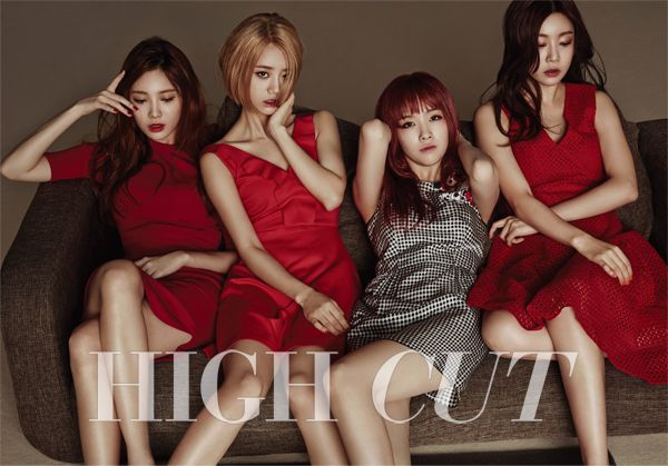 Girl's Day Members Share Their Thoughts on Hyeri's Viral Aegyo with High Cut