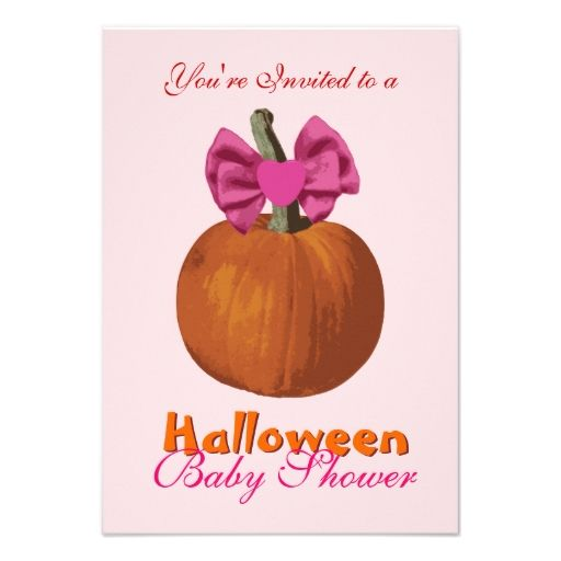 227 best halloween baby shower invitations images on pinterest halloween baby shower invitations stopboris Images