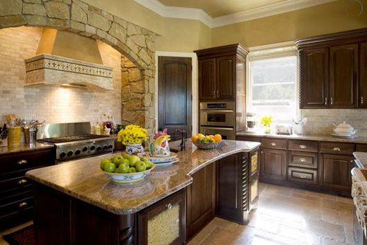 Mediterranean Kitchen Ideas | Kitchen Installation