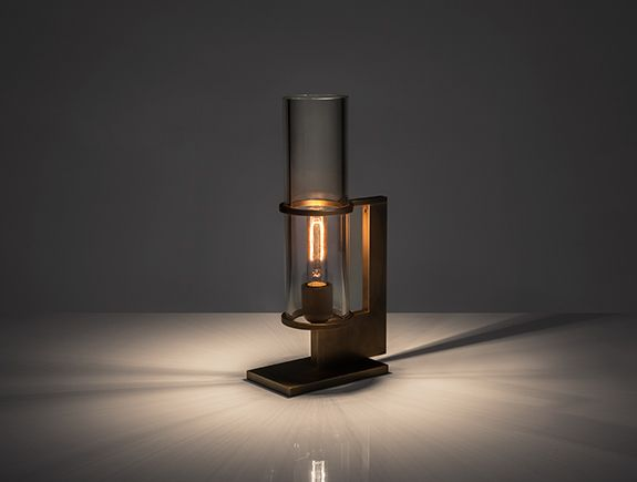HOLLY HUNT - MINERS TABLE LAMP