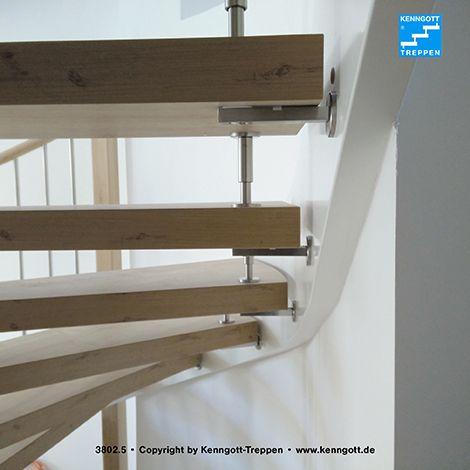 45 besten KENNGOTT Longlife Treppen Bilder auf Pinterest - unter der treppe wohnideen