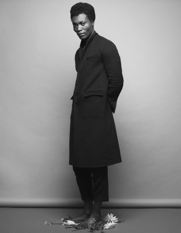 Benjamin Clementine, what an amazing talent and so incredibly handsome.