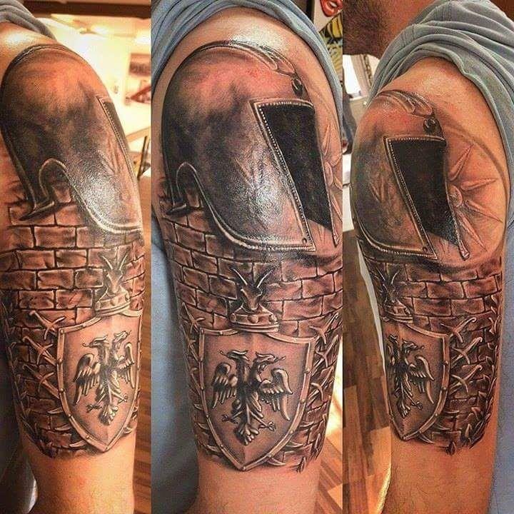 Illyrian blood Albanian Tattoos Ketu do te Gjeni Tatuazhet me te Bukura Shqiptare! Nese keni dhe ju 1 Tatuazh, Ma posto ne privat dhe un do ta bej Publike ne Faqe ;) www.facebook.com/AlbanianTattoos