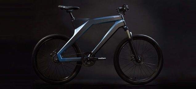 China's Answer to Google Is Building This Stealthy Smart Bike