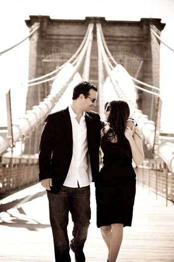 Engagement Photo Advice from Celebrity Wedding Photographer Donna Newman