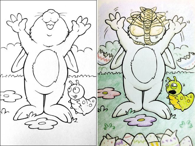 What Happens When Adults Do Children S Coloring Books In 2020 Corrupt Coloring Book Coloring Books Kids Coloring Books