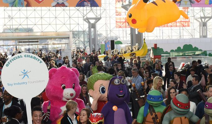 Technology is taking over the toys — at least judging by the new playthings on display last week at the annual New York Toy Fair of the Toy Industry Association. The trade association represents roughly 85% of the toy-sellers in America, according to figures from 2010, representing $21.87 billion in sales. And since 1903 it's been …