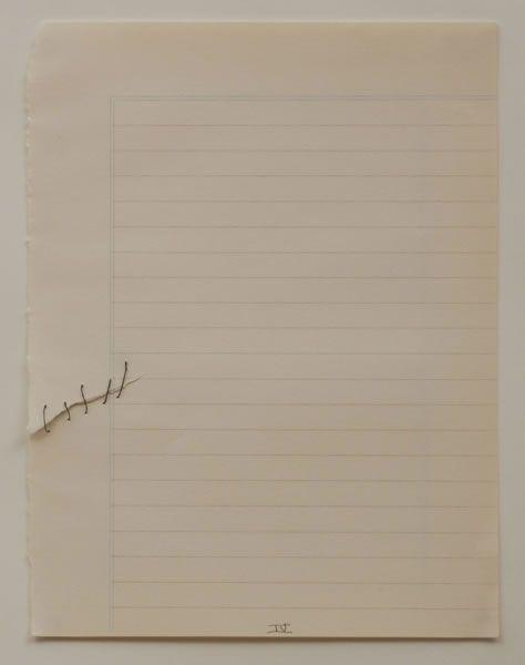 Eventos breves (2008). Liliana Porter
