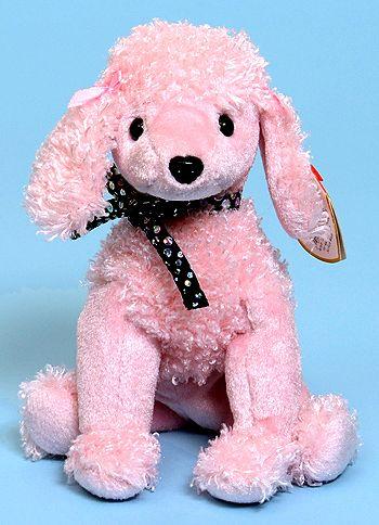 Brigitte - dog - Ty Beanie Babies