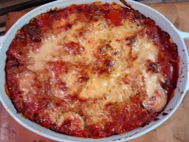 Lasagne met courgette - Bea Pols