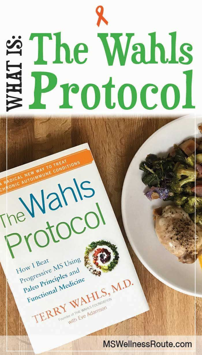 Dr Terry Wahls Who Has Ms Created A Diet To Reverse Ms Wahls Protocol Diet And Nutrition Healthy Diet Tips
