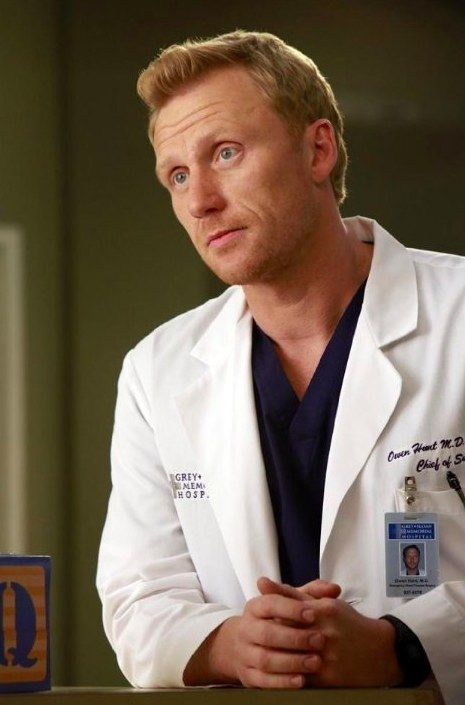 "I got Dr. Owen Hunt! Who Is Your ""Grey's Anatomy"" Boyfriend?"