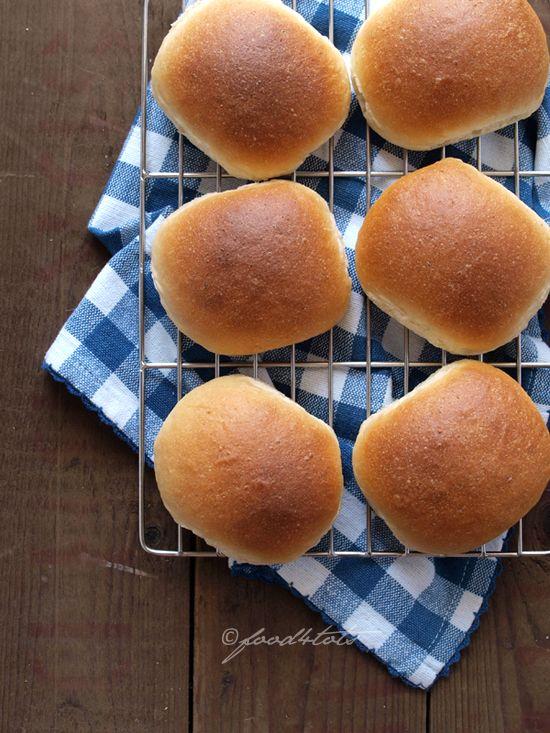 how to make sponge buns