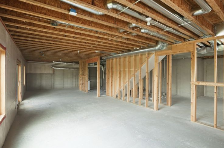 Is that really how you plan to renovate your basement?