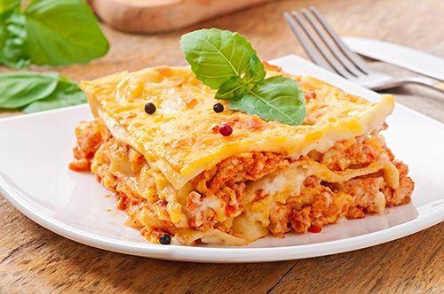 Lasaña Boloñesa Te enseñamos a cocinar recetas fáciles cómo la receta de Lasaña Boloñesa y muchas otras recetas de cocina.