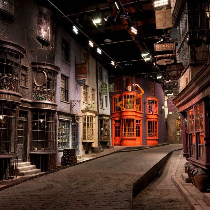 Harry Potter's Diagon Alley Is Now on Google Street View