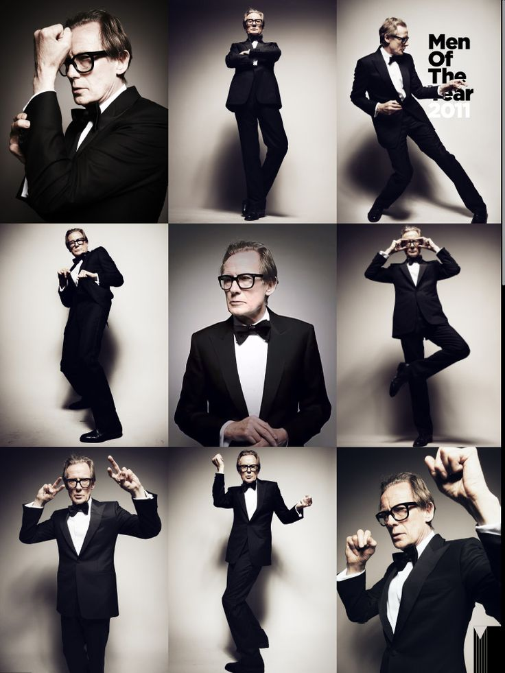 The legend that is Bill Nighy