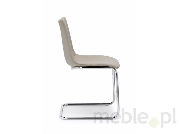 Krzesło Zebra Pop V beżowe tkanina SCAB Design 2642-T4-51, SCAB Design - Meble