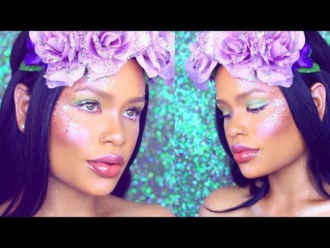 Fairy makeup tutorial halloween image collections graphic design.