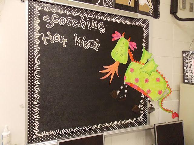 fairy tale theme classroom | Found on glyphgirls.blogspot.ca