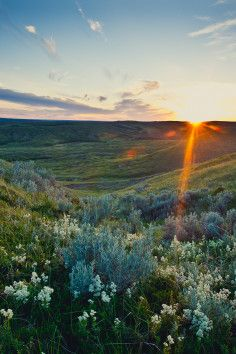 Upper Missouri River Breaks National Monument in Montana.