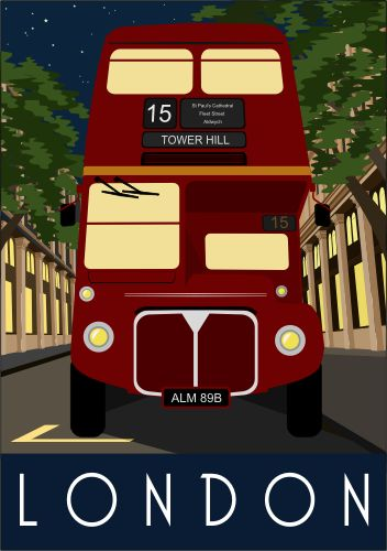 London_Bus_Night