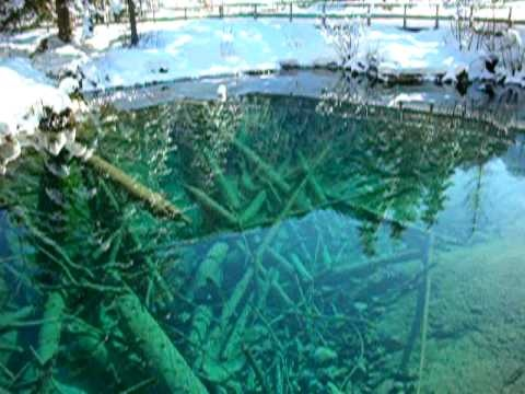 Crystal clear ponds in marblehead ohio rock quarries for How to make koi pond water clear