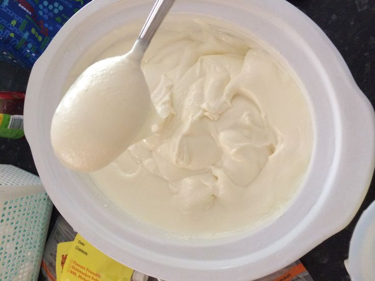Slow Cooker Yoghurt - My Lil Pouch
