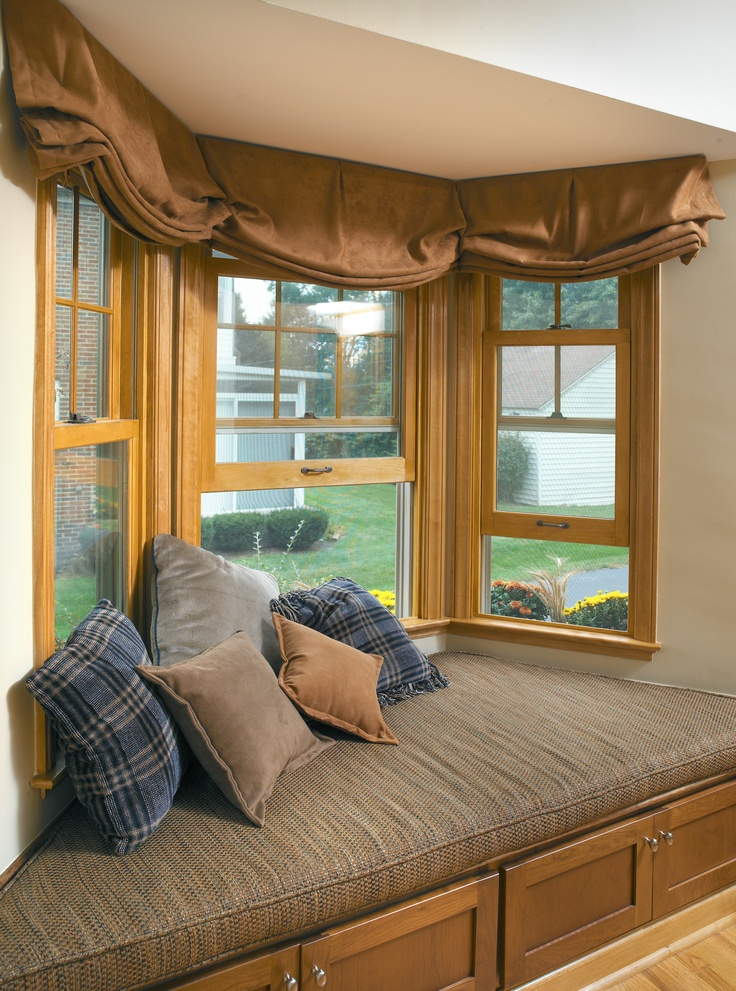 71 Best Bay Windows Images On Pinterest Living Room Bay
