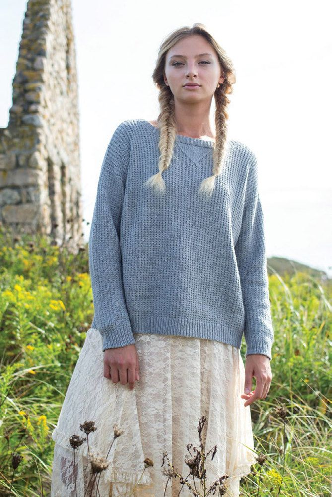 38a25399d Catarratto Jumper in Berroco Summer Silk - 384-2 - Downloadable PDF.  Discover more patterns by Berroco at LoveKnitting. The world s largest  range of ...