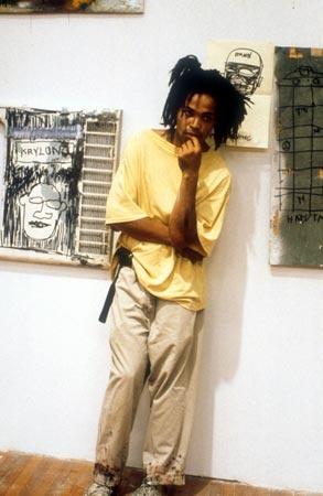 Basquiat (1996)   Julian Schnabel