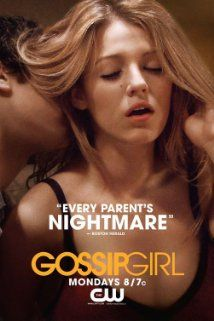 Guilty Pleasure: Gossip Girl. Let's take a moment to be thankful this show was made, not a Lindsay Lohan movie. It's nearly impossible not to root for Chair.