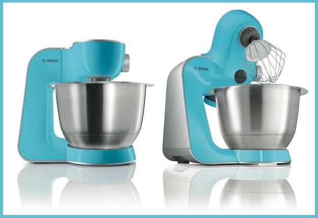 Win a Bosch MUM5 Kitchen Machine