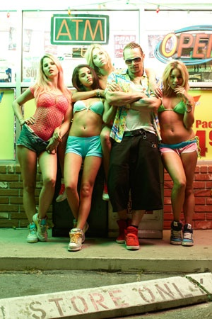 Spring Breakers.  The pace tries to be something completely original.  It is, but only works in bits and pieces.  In others, it's a huge bore.  Franco is great throughout.