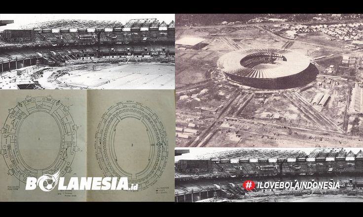 Hari Jadi ke-54 SUGBK: Benang Merah Romantisme Politik dan Olahraga di Indonesia - bolanesia