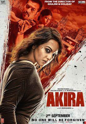 Sonakshi Sinha Akira Trailer From July 4th