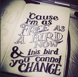The Beatles - Free As A Bird Lyrics | MetroLyrics
