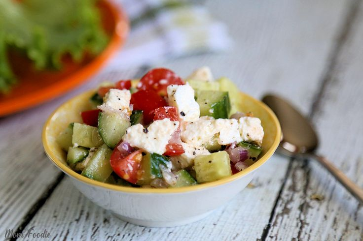 This Easy Cucumber Feta Salad Recipe is quick to make and very tidy to eat. A great summer dish when you are pressed for time or want salad and dont want to risk getting dressing on yourself (Yes, I have been known to wear my salad). It also makes a wonderful topping for grilled chicken …
