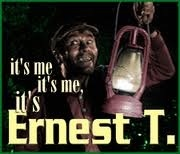 Ernest T. Bass from The Andy Griffith Show