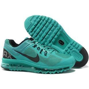 http://www.asneakers4u.com/ NIKE AIR MAX 2013 cheap mens running shoe blue balck