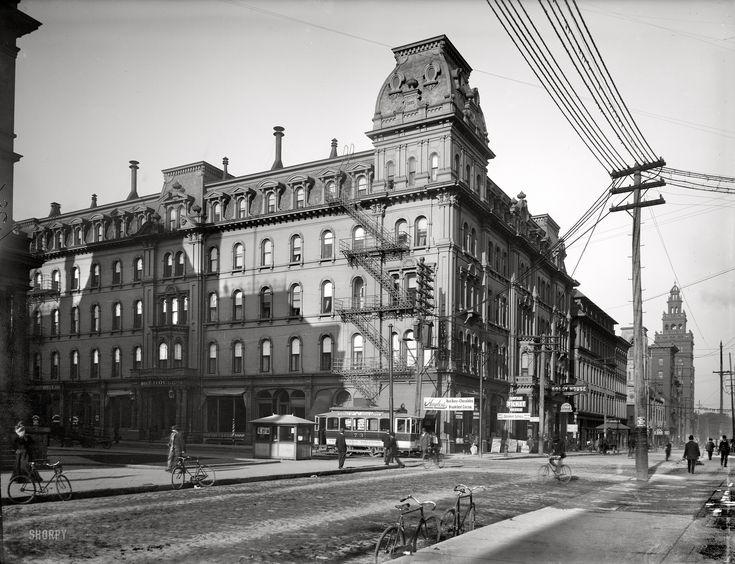 Union Street New Bedford Hotel Club