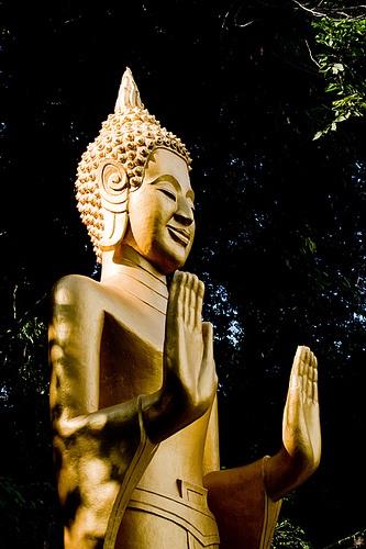 Luang Prabang, Laos, via Flickr.