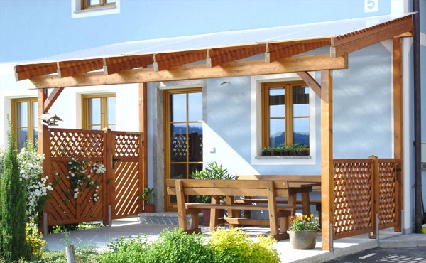 Pergola With A Roof Fhe Ideas Pinterest Pergolas