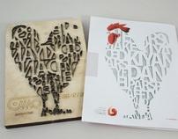 Kian Dane Pars Catalog by Alef Design Agency , via Behance