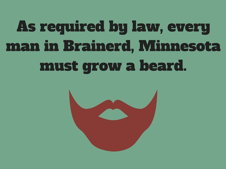 minnesota state dating laws Dumb laws – strange laws  but there just aren't any minnesota state laws that restrict anything like this go ahead and wear a duck on your head as often as .