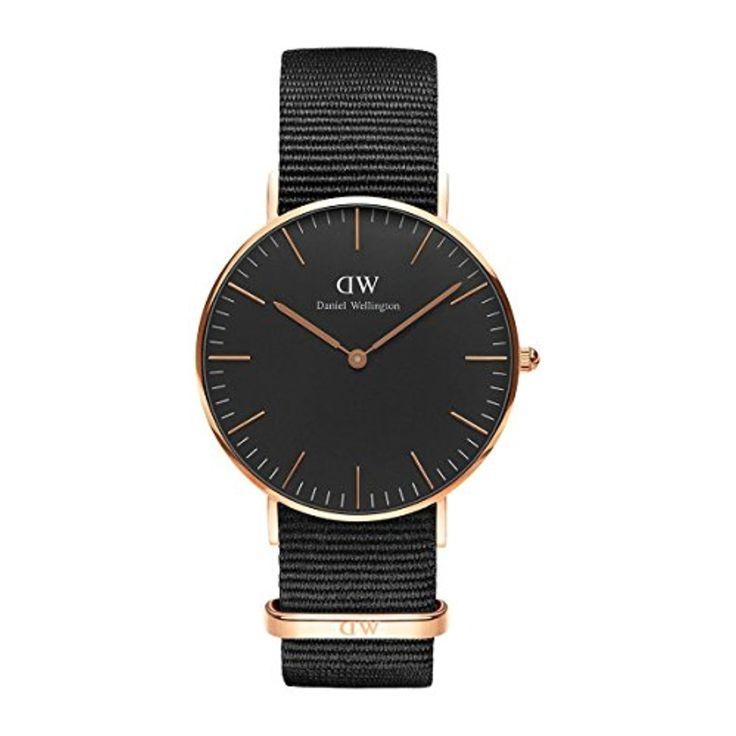 Montre Mixte-Daniel Wellington-DW00100150 2017 #2017, #Montresbracelet http://montre-luxe-femme.fr/montre-mixte-daniel-wellington-dw00100150-2017/